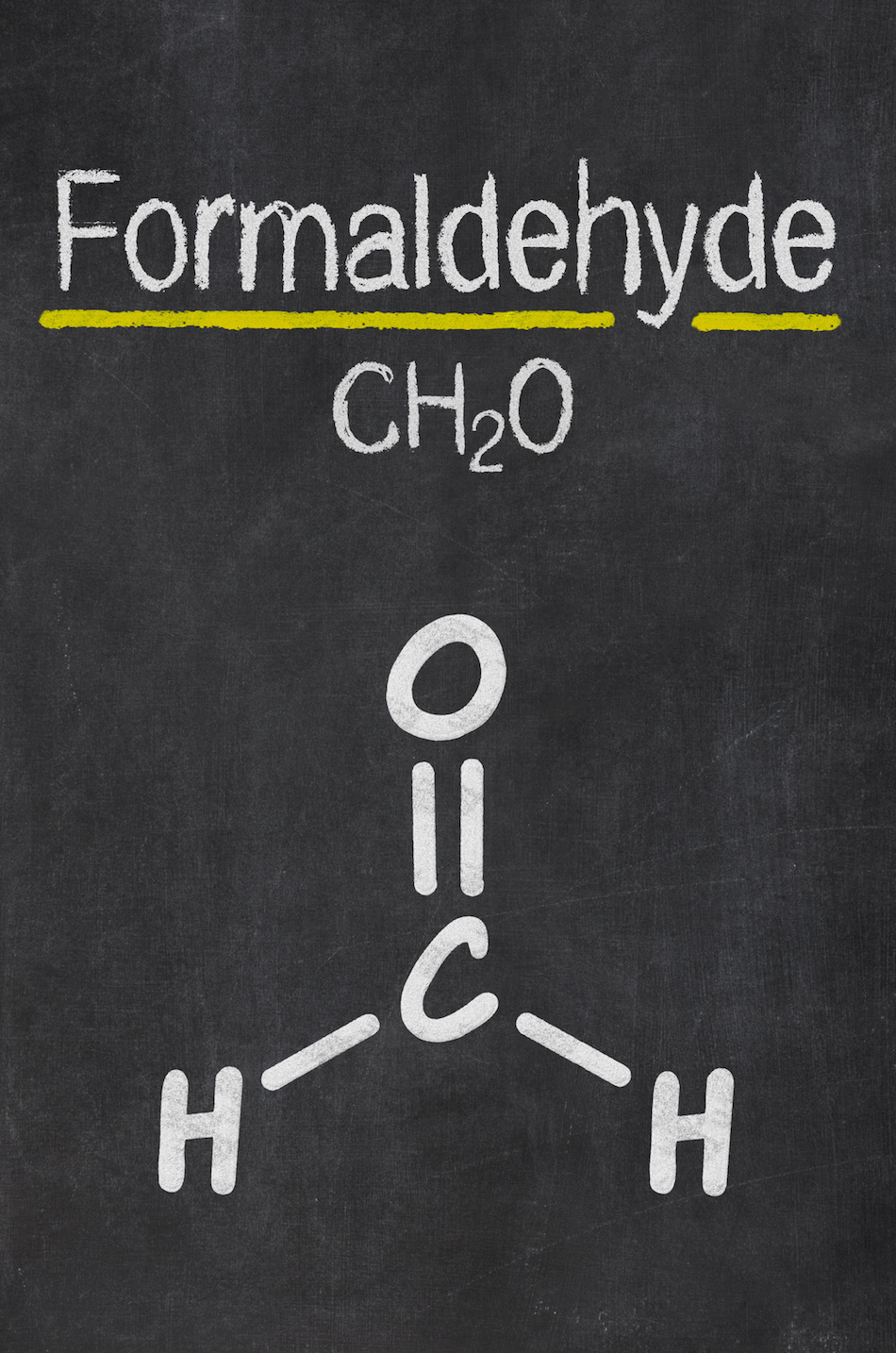 Formaldehyde Pollution in Home