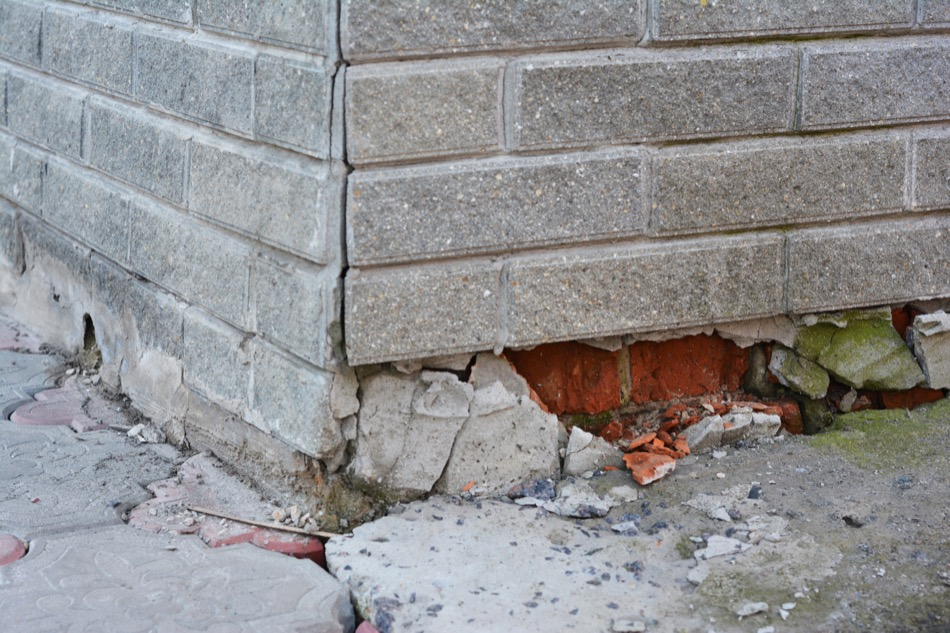 What to Do with Foundation Damage
