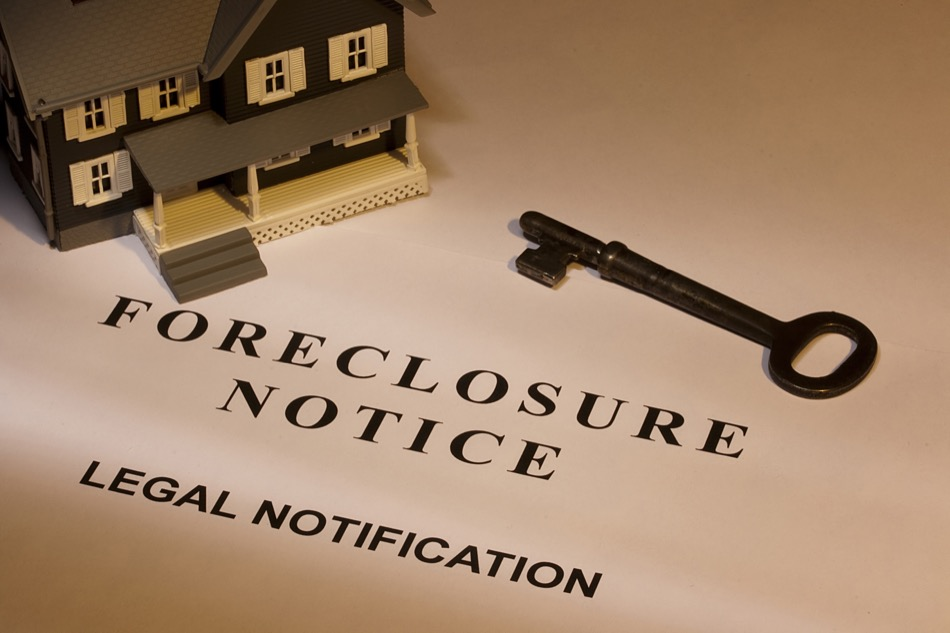 The Start of the Foreclosure Process