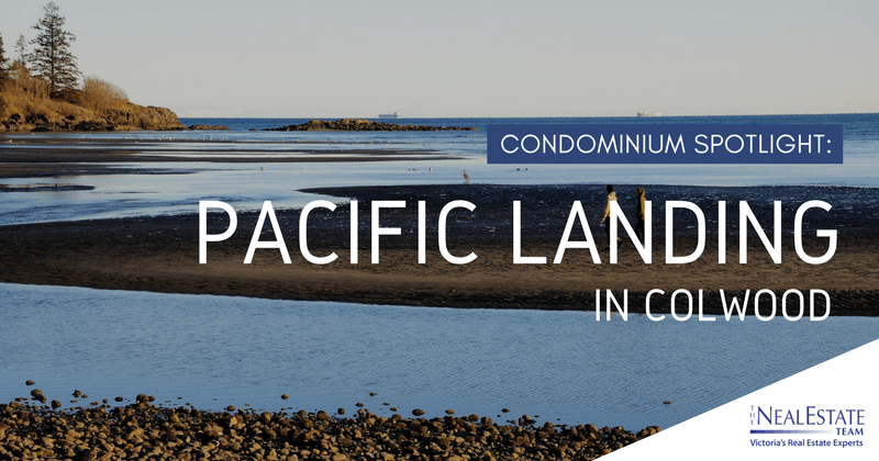 Pacific Landing Condominiums in Colwood, BC
